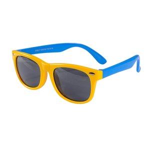 ALIKIAI 2020 Дети поляризованные очки Дети Мальчики Девочки Ультра-мягкие силиконовые очки Мода для детей Безопасность Детские солнцезащитные очки УФ