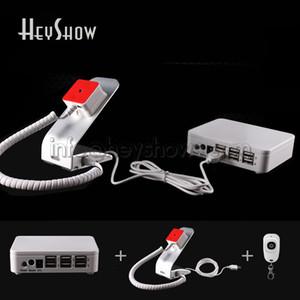 6,10 Ports Handy Sicherheit Ausstellungsstand für Tablette Anti-Diebstahl-Geräte-Halter-Handy-Standplatz-Alarm Security Box