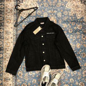 DR de luxo Designer Denim Jacket Homens Mulheres Denim Brasão Marca Designer Jacket Moda Casacos corta-vento Streetwear luxo Jackets 20042410L