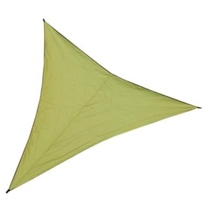 Outdoor Shading Triangle Canopy Heavy Shade Sail Sun Canopy Cover Waterproof Car Sunshade Summer Cloth