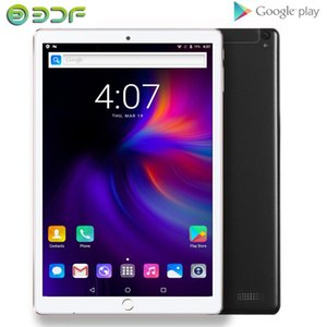 10 Inch CE Brand Android Tablet Pc 3G Phone Call Android 7.0 Dual SIM Google Play WiFi Bluetooth Toughened Glass GPS Tablets