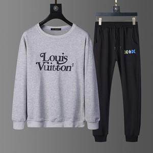 20ss del diseñador del Mens sudaderas con capucha de moda otoño invierno del hombre de manga larga para mujer camiseta básica de ropa sudadera con capucha