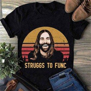 Para Struggs Func ojo raro de la vendimia de Negro T de los hombres camisa de algodón S-5XL proveedor estadounidense de la marca de ropa Camiseta