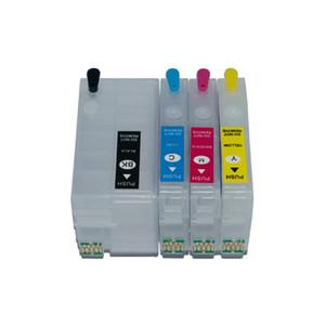 252XL 27XL Refill Ink Cartridge for WorkForce WF-3640 WF-7110 WF-7620 WF-7610 WF-3620 WF-7210 WF-7710 WF-7720 WF-7715