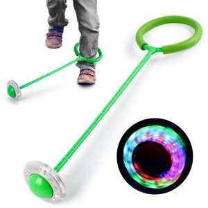 Ankle Flashing Skip Ball Swing Ball Jumping Dancing Sports Exercise Accessory Fitness Equipment for Children