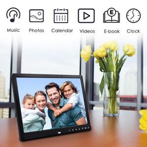 12inch HD 1080P Digital Photo Frame Control Support à distance 32G SD USB pour les photos Vidéos Digital Photo Frame R30