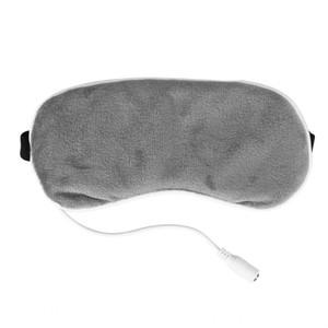 Maske USB Heizdampf eyeshade Lavendel Augen Anti Dunkel Kreis-Augen-Flecken Massager Fatigue Relief Schlaf-Reisen Shade Mask