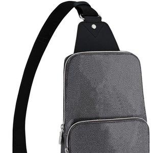 Cross Purses Shoulder Handbag Men Fannypack Bag Men Fashion Clutch Bag Womens Leather Crossbody Handbag Body Wallet 688 Messenger 68 Uaaeu