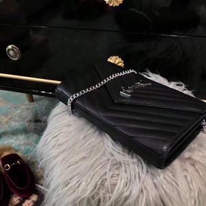 2020 Qualità YSL altacatena rombo delle donne classica tracolla in pelle borse designer di lusso borsa frizione borse di marca di lusso del progettista