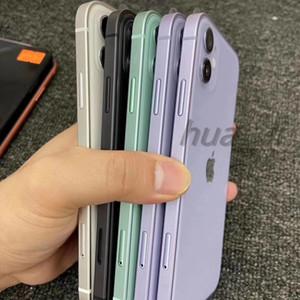 "2020 original Reformado desbloqueado iPhone XR en iPhone 12 carcasa 6.1"" Hexa-core RAM 3GB ROM de 64 GB / 128 GB sin cara"