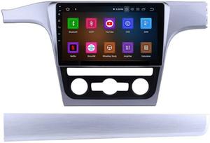 10.1 polegadas Android 10 Car Multimedia Video Player para VW Volkswagen Passat 2014 2015 com Bluetooth WiFi GPS Navigation