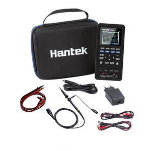 Hantek 3in1 2C42 2D42 2C72 2D72 Digital Oscilloscope Waveform Generator Multimeter USB Portable 2 Channel 40mhz 70mhz Test Meter