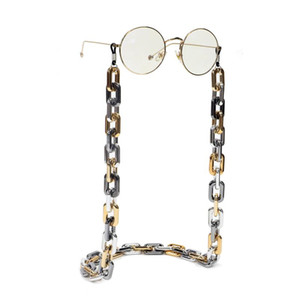 Jewelry Women Glass Chain Holder Chain Mask Necklace Strap Neck Cord Face Eyeglass Non-slip Kid Strap for Unisex Sunglass Qmqcl