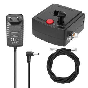 Portable Spray Pump Air Compressor for Makeup Art Painting Craft Model Flower Spraying Machine EU US UK AU Plug Air Compressor