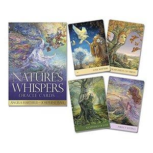 Cartes Parti Natures adultes Cartes Tarot enfants Divination Conseil Whispers destin Guide Oracle Deck pour jeu yxltOq Supplies Oracle