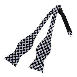جديد عصري رجل قابل للتعديل الذاتي القوس ربطة العنق التعادل العلاقات ملابس برقبة CravatColor: 20