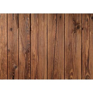 Ретро-коричневых Деревянных доски Фотографического Фона Customized Фотозвонка студия фото для детей Детских игрушек Pet фотосессии