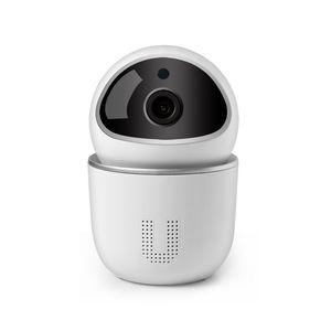 WIFI Wireless 1080P Camera Alexa Echo Webcam Intelligent Automatic Tracking Surveillance Camera (EU PLUG)