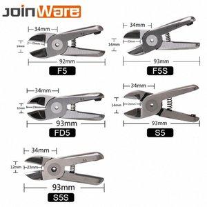 Air Scheren Scheren Messerkopf quetschverbindenzangen Nipper Pneumatic Tool Part S5 S5S F5 FD5 F5S HS-20 Körper 1Pc XO8Y #
