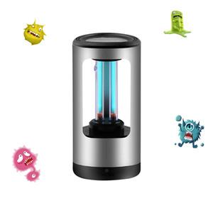 Cgjxs llevada portable USB recargable ultravioleta germicida de la lámpara 1 Pc