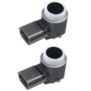 PDC sensor de aparcamiento de 2 piezas de reversa Sensor de distancia de aparcamiento un coche Altima Armada-Titan Infiniti Q50 Q60 Q70 28438-3SH0B