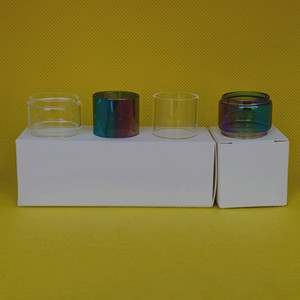 Aspiire Atlantis 3ml Tank Clear Normal Glass Tube Replacement 1pc box 3pcs box 10pcs box Retail Package
