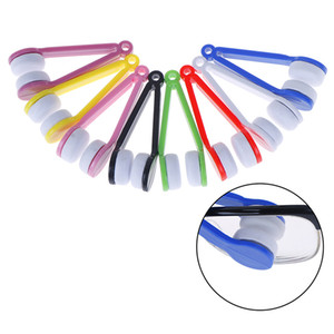 Dedicated Convenience Glasses Cleaner Tools F Random Lens Cloths Cleaners Eyeglass Sunglass Microfiber Spectacles New Rub Power