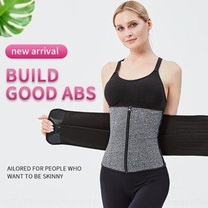 FpKwr Kadın zayıflama kadın vücudu şekillendiren giysi çift takviyeli spor Belt zayıflama göbek kemer RD5gr neopren