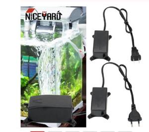 Ultra Low Noise Aquarium Air Pump Fish Tank Мини Воздушный компрессор кислородный насос Aquarium Fish Tank Кислород насос