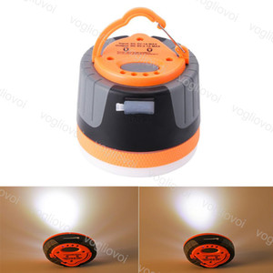 Lampes à tête Camp Rechargeable Portable Portable Light Light Light Battery TPE / ABS 3000K 6500K ROUGE POUR LE CAMPING EURPALETOLE CAMPING BARBECUE DHL