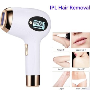 IPL Permanent Hair Removal Laser 500000 Flashes Facial Body Profesional Painless Hair Remover Device For Women Man Home Use