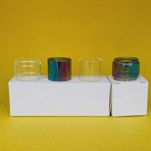 Eleaf Элло Mini 2мл Tank Очистить Нормальное стекло пробки Замена 1шт / коробка 3шт / коробка 10шт / коробка розничный пакет