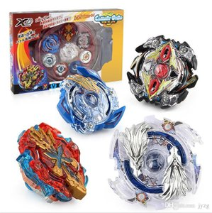 Deluxe Edition Burst Generation Spinner Beyblade Athletic Battaglia tiranti Zhan dou pan 4-in-1 set free shipping