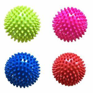 7.5cm Fitness douleur Stress Trigger Point Knot boule de massage musculaire Crossfit Relief Outils Yoga exercice d'entraînement Balles de crosse