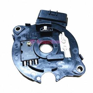 الأصلي الفشل J834A الإشعال اختل وحدة تحكم جهاز استشعار الإشعال لشركة ميتسوبيشي M67580 وحدة السيارات J834 J834 A lom9 #