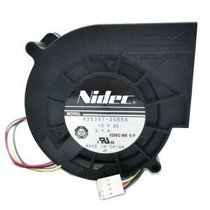 A35397-35BAR for NIDEC 9733 12v blower cooling fan