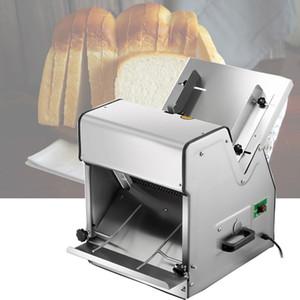 trancheuse pain électrique commercial maison de haute qualité marque nouvelle épaisseur de 12mm trancheuse pain de bureau 31 tranches / heure