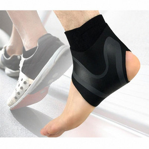 Elastic Ankle Brace Adjustable Ankle Support Stabilizers For Sprains Roll Volleyball Basketball Running qPe7#