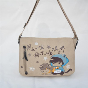 Anime The Lost Tomb Messenger Canvas Bag Shoulder Bag Sling Pack The Lost Tomb Cosplay cross body bag