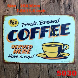 Metal Plate Cafe Restaurant Decoration License Vintage Home Decor Tin Sign Bar Pub Garage Sign Metal Painting Plaque VT0111