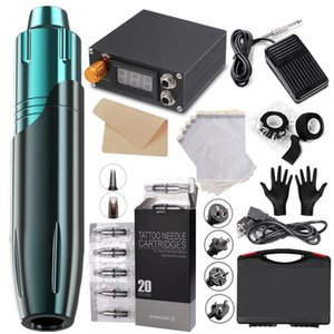 New authentic, practical, energy-saving and power-saving tattoo pen Professional motor machine tattoo machine all-in-one tattoo equipment co
