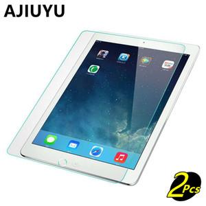 membrana iPad AJIUYU Para ar de vidro temperado para iPadAir Air 1 Vidro Aço filme Tablet tela de proteção temperado caixa de vidro
