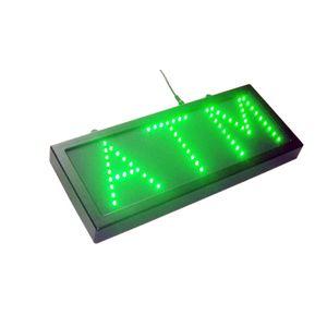 "DC 12V LED ATM 로그인, 사출 성형 ABS 프레임, 크기 16 ""X7""X1.6 "", 품질 보증 3 년 100 % undamage는 UL / 막 다른 / CE 나열 보장."