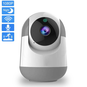 1080P IP Camera PTZ Wireless Wifi Home Security Camera 2MP Two Way Audio IR Night Vision Nanny Baby Monitor with app for Phone