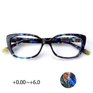 Computer Reading Glasses Blue Light Blocking Reader for Anti Eyestrain Anti Glare Lens UV Protection for Women