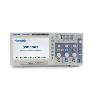 Hantek DSO5202P osciloscopio digital portátil de 2 canales 200 MHz osciloscopio LCD PC USB Osciloscopios de mano Multimetro