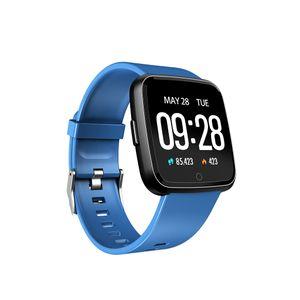 Smart Wristband Waterproof, Fitness Tracker Blood Pressure, Automatic Heart Rate, Notifications Reminder, Intelligent Sleep Tracker