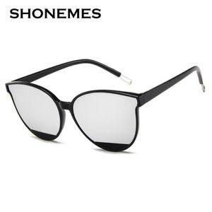 New Fashion Oval Women Sunglasses Female Vintage Brand Designer Cat Eye Red UV400 Sun Glasses