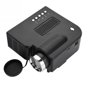 VBSTLIFE Portable Mini-Projektor Cinema Theatre Movie LED Projektor Digitale Protector HD-Projektoren USB AV 1080 * 1920