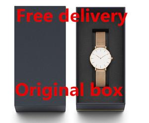 watchs Designer or rose 32mm 36mm hommes 40mm et les femmes de la mode montre de luxe montre à quartz tube acoustique décoratif mâle Relógios Homem montre 000